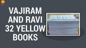 Vajiram and ravi notes